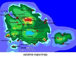 Ostatnia mapa kraju
