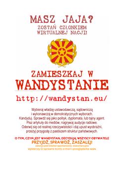 Zamieszkaj w Wandystanie