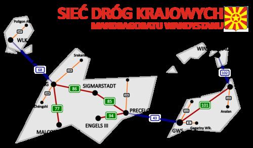 Mapa towarzysza Radzieckiego