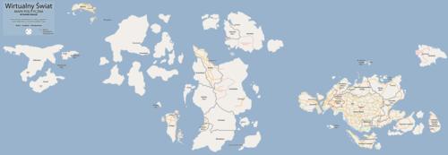 Mapa drogowa mikroświata