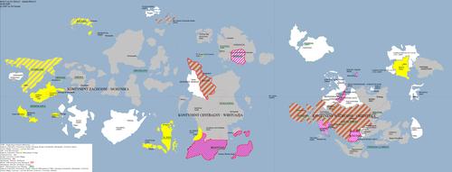 Mapa organizacji mikroświata z 30.09.2009 r.