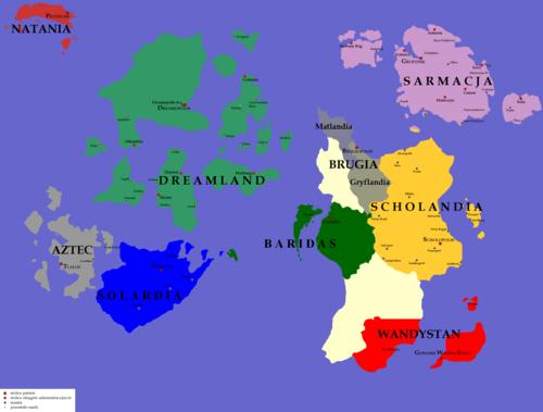 Mapa Mikroświata z 2005 r.